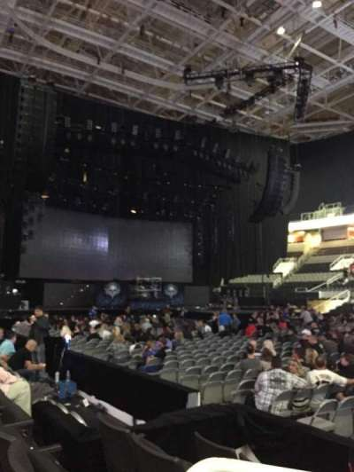 SAP Center at San Jose, section: 113, row: 4, seat: 24