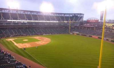 Guaranteed Rate Field section 509
