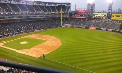 Guaranteed Rate Field section 516