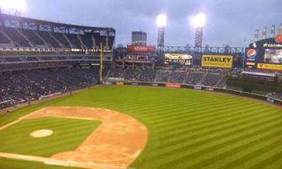 Guaranteed Rate Field section 520