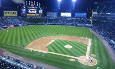 Guaranteed Rate Field section 536