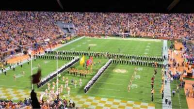 Neyland Stadium, section: Y6, row: 53, seat: 32