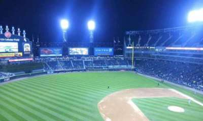 Guaranteed Rate Field section 542