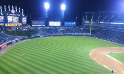 Guaranteed Rate Field section 546