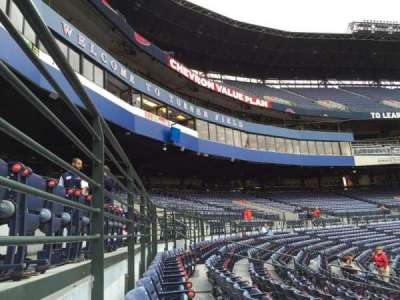 Turner Field section 105L