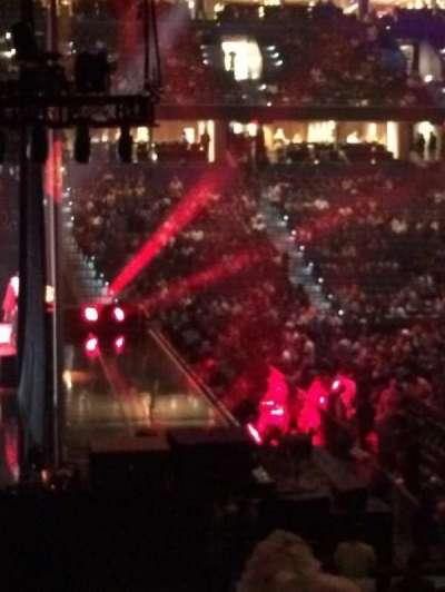 Amalie Arena, section: 120, row: U, seat: 1