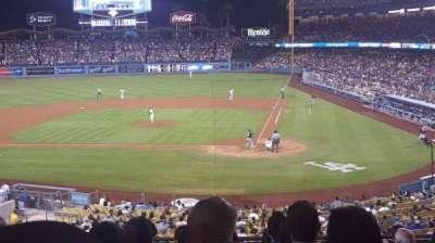 Dodger Stadium, section: 117lg, row: J, seat: 2