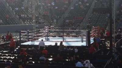 StubHub Center, section: 7, row: J, seat: 12