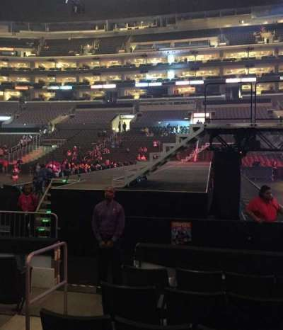 Staples Center, section: 119, row: 6, seat: 18