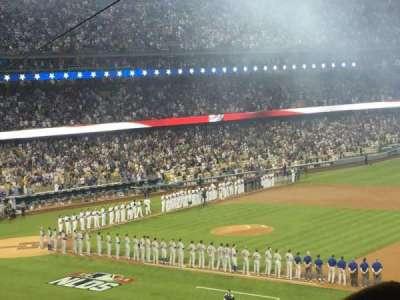 Dodger Stadium section 142lg