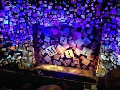 Shubert Theatre, section: Balcony, row: C, seat: 101
