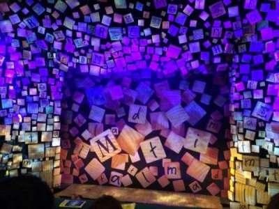 Shubert Theatre, section: Mezzanine, row: C, seat: 102