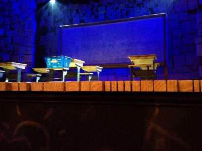 Shubert Theatre, section: Orchestra, row: AA, seat: 8