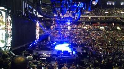 Nationwide Arena section 117