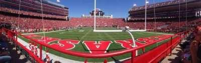 Memorial Stadium section 16