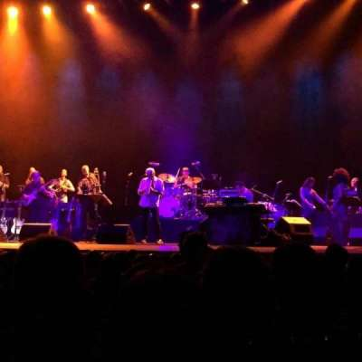 Beacon Theatre, section: Orch 2, row: J, seat: 2