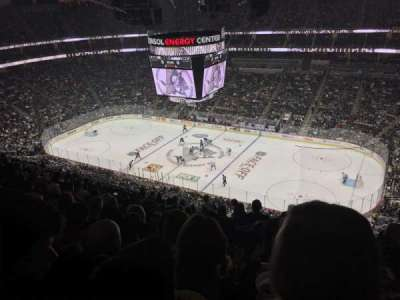 PPG Paints Arena, section: 217, row: N, seat: 5