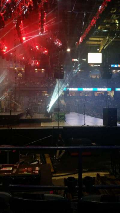 Allstate Arena, section: 104, row: C, seat: 12