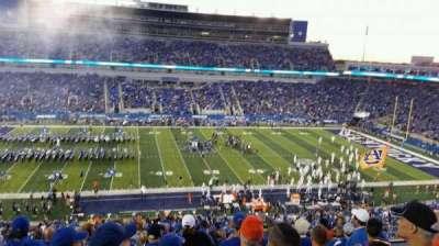 Kroger Field, section: 205, row: 13, seat: 18
