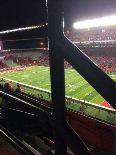 SHI Stadium section 217