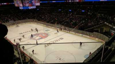 Barclays Center, section: 203, row: 2, seat: 6