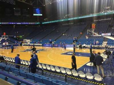 Rupp Arena, section: 12, row: A, seat: 6