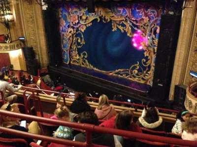 Palace Theatre (Stamford), section: Mezzanine, row: E, seat: 8
