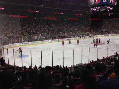 Prudential Center, section: 16, row: 14, seat: 13