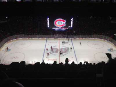 Centre Bell, section: 401, row: C, seat: 8