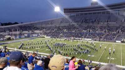 Liberty Bowl Memorial Stadium section 101