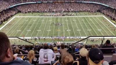 Mercedes-Benz Superdome, section: 614, row: 31, seat: 7