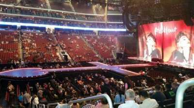Gila River Arena, section: 112, row: P, seat: 1