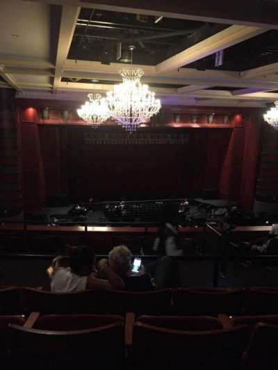 The Fillmore Miami Beach at Jackie Gleason Theater, section: Mez, row: N, seat: 9