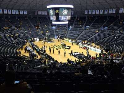 Charles Koch Arena, section: 118, row: 32, seat: 5