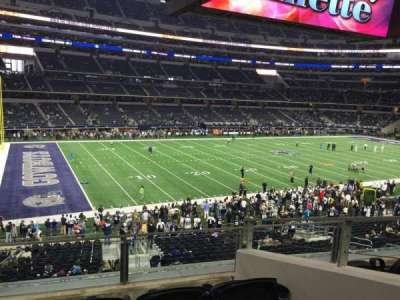 AT&T Stadium section 215