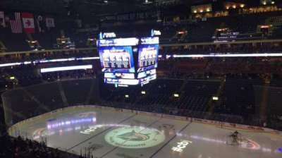 Nationwide Arena, section: 201, row: B, seat: 10