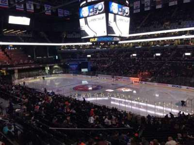 Barclays Center, section: 121, row: 7, seat: 7