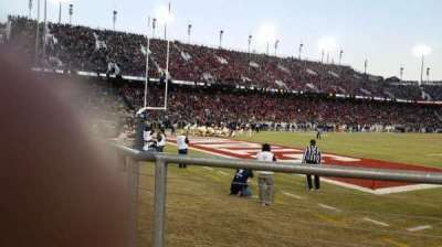 Stanford Stadium, section: 120, row: A, seat: 3