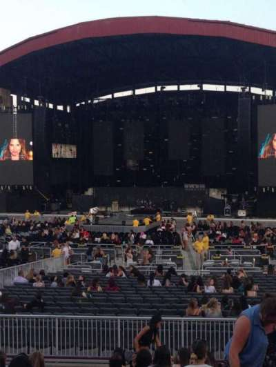 Jones Beach Theater, section: 6R