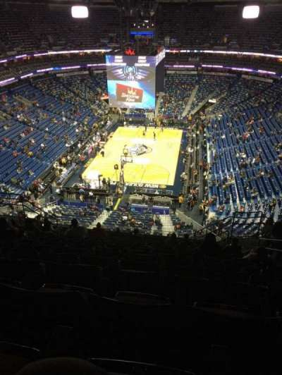 Smoothie King Center section 307
