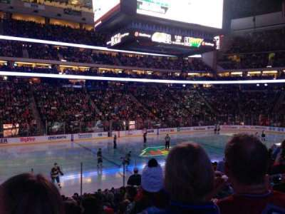 Xcel Energy Center, section: 118, row: 17, seat: 12