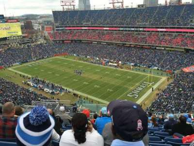 Nissan Stadium, section: 305, row: T, seat: 17