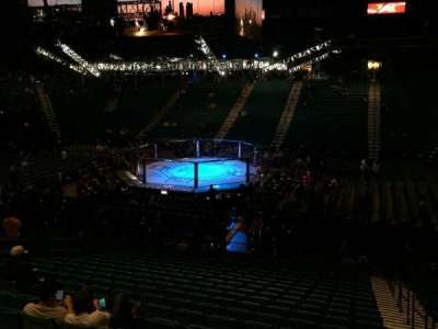 MGM Grand Garden Arena section 11