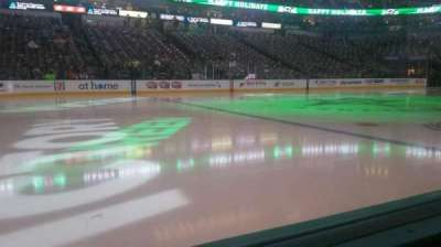 American Airlines Center, section: 120, row: A, seat: 8
