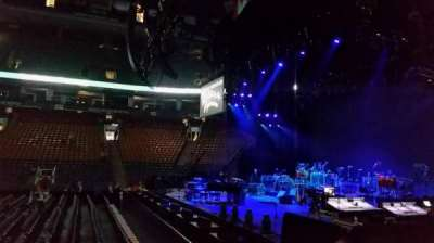 Air Canada Centre, section: 118, row: 8, seat: 7