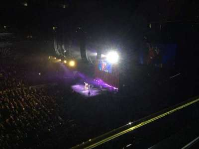 Scottrade Center, section: 303, row: A, seat: 3