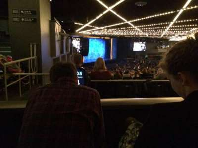 The Theatre at Madison Square Garden, section: 305, row: B, seat: 4