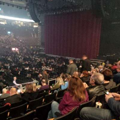 Air Canada Centre, section: 120, row: 16, seat: 12