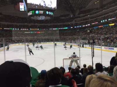 American Airlines Center, section: 113, row: H, seat: 7