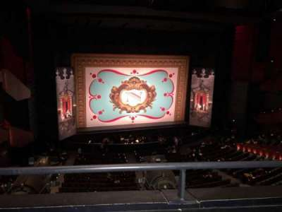 McCaw Hall, section: ST 43, row: A, seat: 11